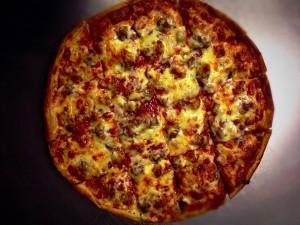 pizza-sausage-hamburger
